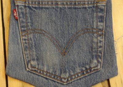 Jeans žepek 100%R